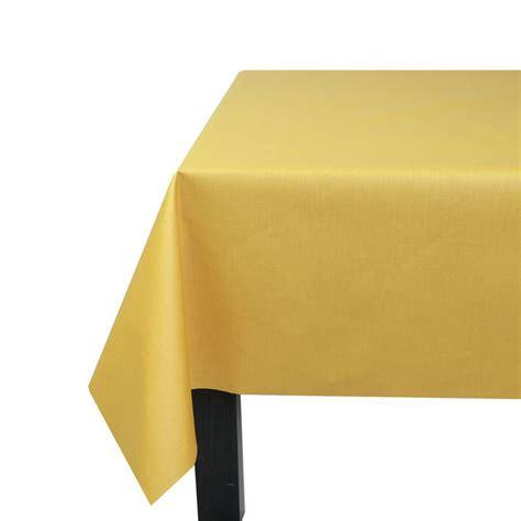 patron pour tablier de cuisine gratuit nappe enduite unie jaune anti tache imperméable à 55 00