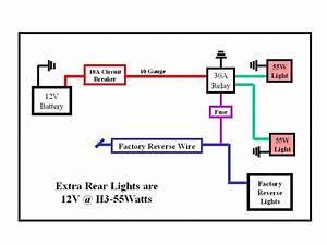 Rav4 Reverse Light Wiring Diagram