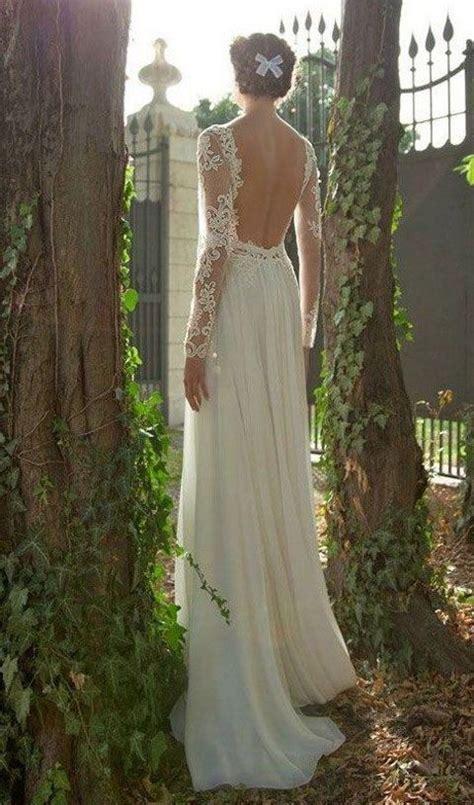 17 Best Ideas About Backless Wedding Dresses On Pinterest