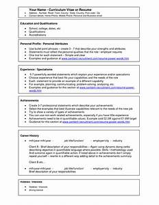 Download free microsoft word resume temp for Free resume layouts microsoft word