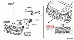 Compare Price To Qx56 Headlight Assembly