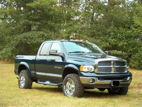 purchase used 2004 dodge ram 3500 4x4 diesel cab laramie no reserve in merrimack new