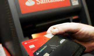 Santander limits cashback for 123 credit cardholders to £9 per month and ramps up interest charges interest rate on purchases with the 123 credit card rises from 12.7 to 15.9% the best alternative cashback cards if you're looking to leave santander Santander cuts its cashback for 123 card holders to a maximum of £9 per month   Daily Mail Online