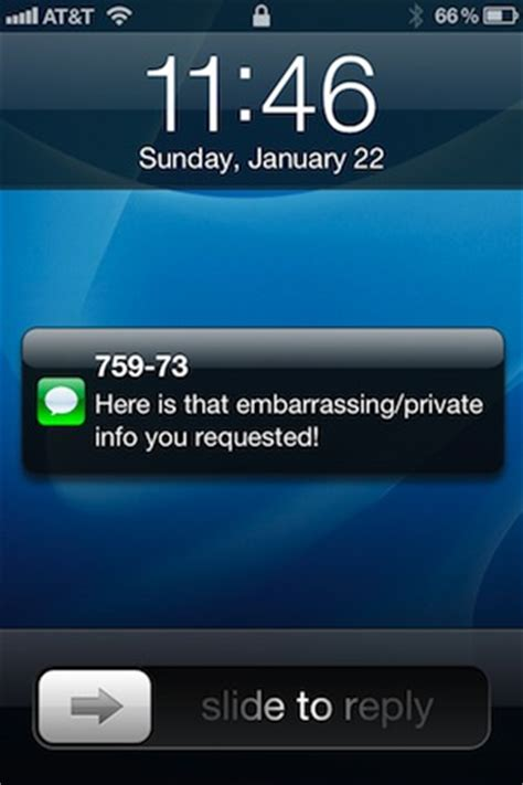 to lock messages on iphone how to lock screen messaging notifications in ios