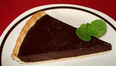 tarte chocolat banane pate feuilletee tarte au chocolat pate feuillet 233 e