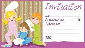 Pyjama En Anglais : carte invitation soiree pyjama brrt pyjamas pour tous ~ Medecine-chirurgie-esthetiques.com Avis de Voitures