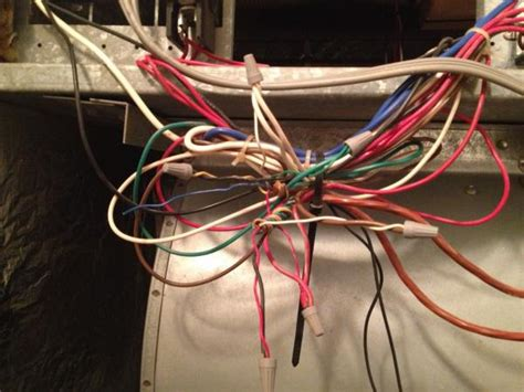 another c wire issue new thermostat doityourself com