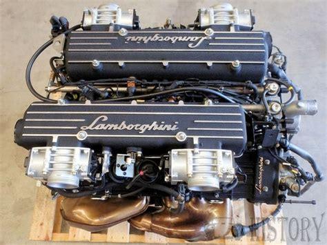 lamborghini engines lamborghini  engine