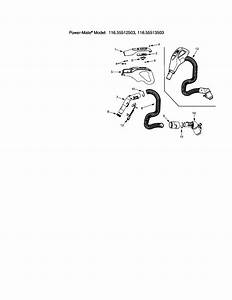 116 25513503 Kenmore Canister Vacuum Cleaner Manual