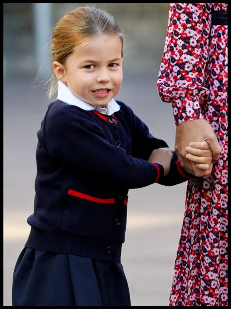 See New Photos Of Princess Charlotte For Her 5th Birthday!