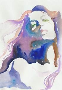 100 Surreal Watercolor Art Pieces