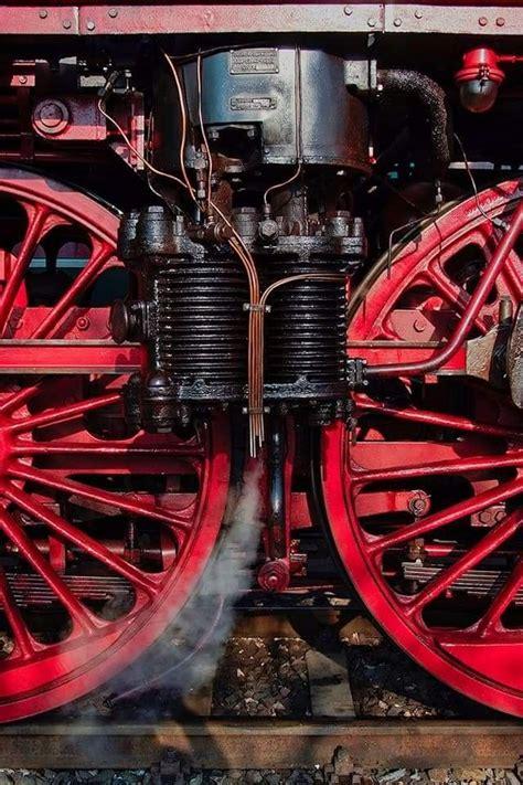 Steam Engine Wheels Engine Schiene