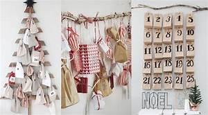 Calendrier De L Avent Maison : calendrier de l 39 avent maison diy calendriers de l 39 avent ~ Preciouscoupons.com Idées de Décoration