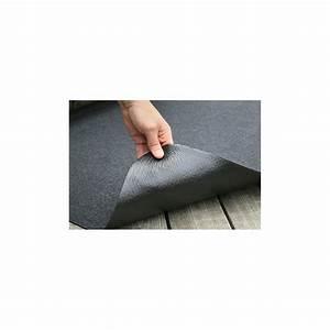 tapis de protection de sol pour plancha jardin et saisons With tapis de protection