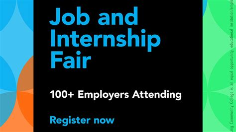Lcc To Host 100+ Employers At Job And Internship Fair On