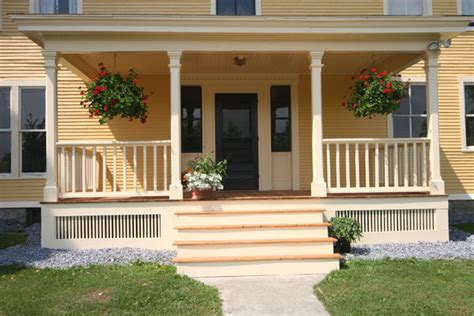 Front Porch Ideas For Homes by Porches