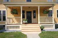 front porch plans Porches