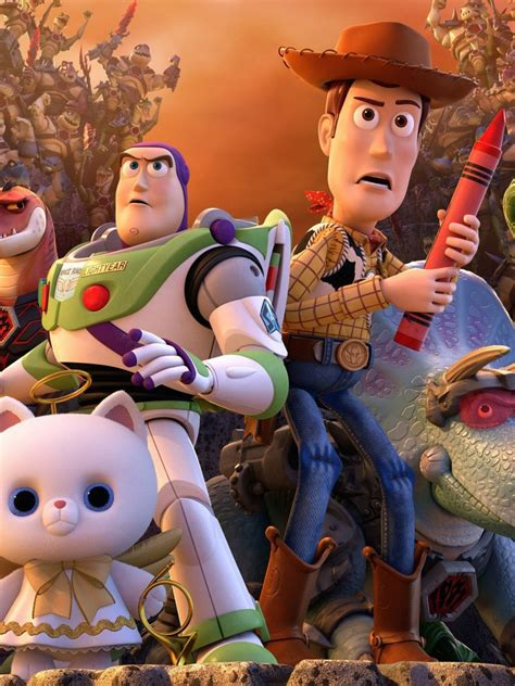 Toy Story That Time Forgot Wallpapers High Quality | Download Free