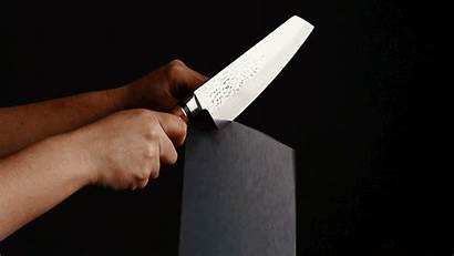 Knife Safety Tips Sharp Cutting Paper Yourself