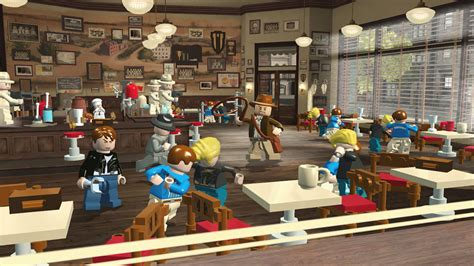 Download Lego Indiana Jones 2 The Adventure Continues