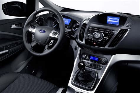 photo grand c max interieur