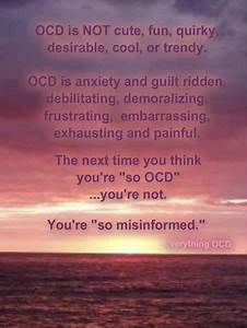 Inspirational Q... Ocd And Anxiety Quotes