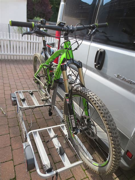 eufab bike four fahrradtr 228 ger f 252 r anh 228 ngerkupplung eufab bike three 11412 fahrradtr 228 ger ahk