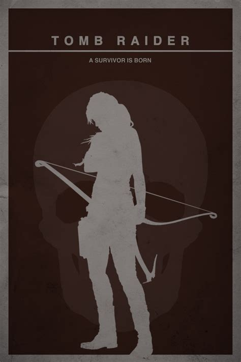 The Most Gorgeous Minimalist Gaming Posters Youll See