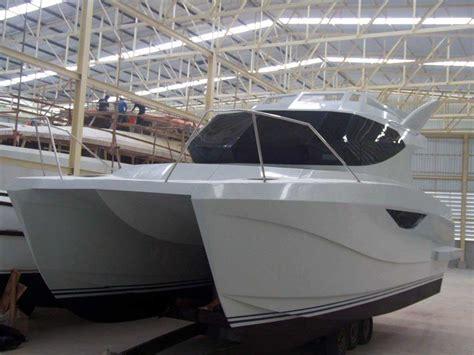 Catamaran Boat Building Plans by Aluminum Power Catamaran Boat Plans Stephen Isma