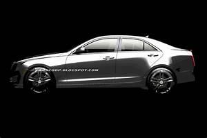 Rumors  2013 Cadillac Ats Sedan To Receive New 2 0