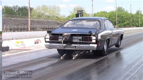 Wild Big Tire 340 Plymouth Duster