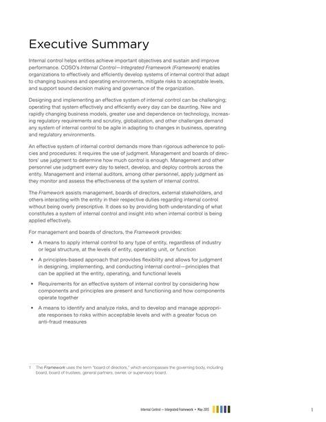 executive summary samples   examples