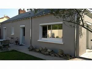 peinture des facades a bouguenais 44 With peinture d une maison