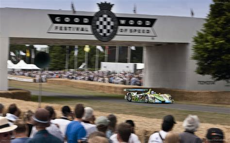 100 Years Of Audi At Goodwood Festival Of Speed