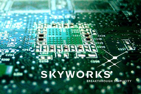 skyworks stock swks  falling  levels worth scooping