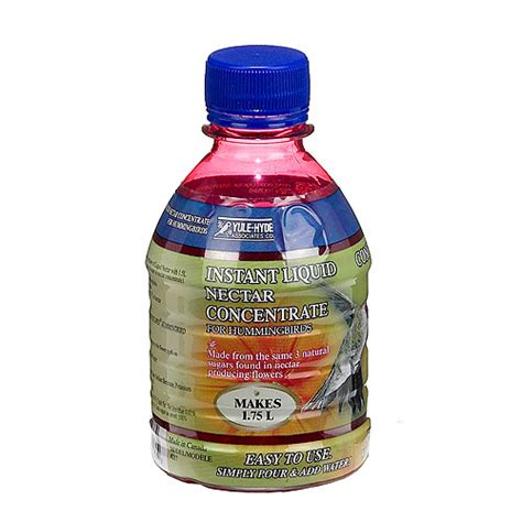 yule hyde hummingbird nectar concentrate r 233 no d 233 p 244 t
