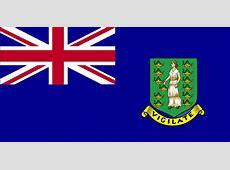 British Virgin Islands Flag and Description