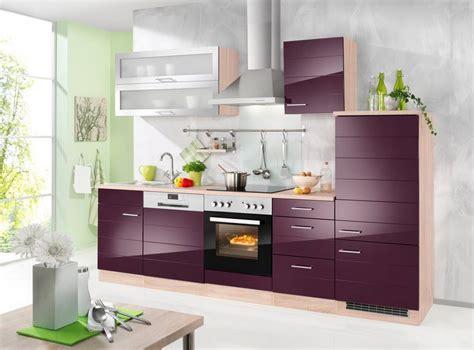 Held MÖbel Küchenzeile Ohne E-geräte »emden, Breite 280 Cm