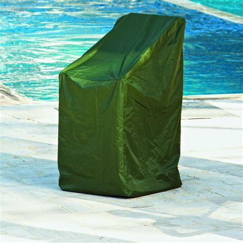 protection chaise housse de protection chaise pour pile de 4 chaises jardin