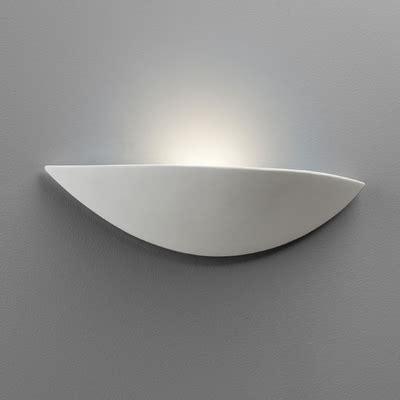 ceramic classic uplighter wall light imperial lighting