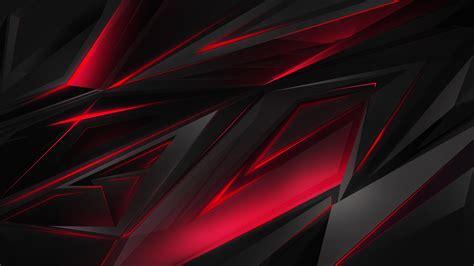 Abstract Black Wallpaper 4k by Black Abstract Polygon 3d 4k 45 Wallpaper