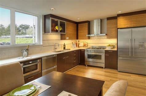 modern white kitchen backsplash 15 beautiful l shaped kitchens home design lover