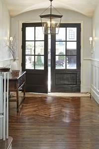 Best, Farmhouse, Entryway, Chandelier, Double, Doors, Ideas