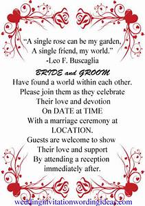 wedding invitation verses and quotes quotesgram With wedding invitations with verses quotes