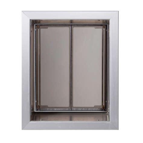 pet doors home depot plexidor performance pet doors 11 3 4 in x 16 in wall
