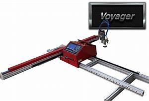 ARCBRO Voyager portable CNC Cutter