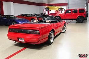1991 Pontiac Firebird Trans Am Convertible