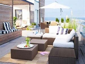 Rattan Gartenmöbel Ikea : ideen f r gartenm bel ikea rattan gartnitur terrasse pinterest ~ Buech-reservation.com Haus und Dekorationen