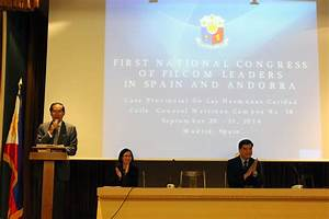 First-Ever Filcom Leaders' National Congress Held In ...