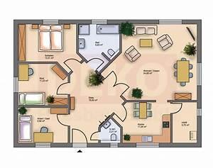Grundrisse Für Bungalows 4 Zimmer : bungalows deko hausbau gmbh ~ Sanjose-hotels-ca.com Haus und Dekorationen